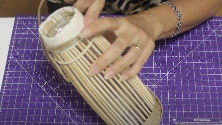 Come riciclare la bottiglia della passata in maniera originale