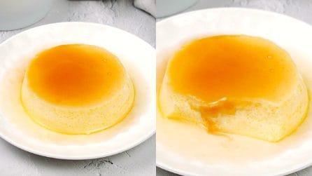 Flan veloce alla vaniglia: cremosa da preparare in pochi minuti!