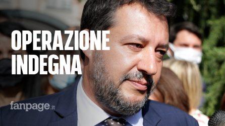 """Caso Morisi, Salvini: """"Non influirà sul voto, ma qualcuno fa politica facendo il guardone"""""""