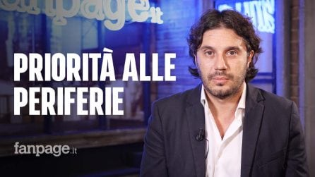 """Elezioni Roma, Francesco Silvestri (M5S): """"L'assessorato alle periferie di Michetti? Solo uno spot"""""""