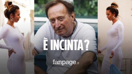 """""""Vera Miales incinta di Amedeo Goria?"""": le foto segnalate a Fanpage.it"""