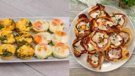 Muffin salati: 4 ricette che vi faranno impazzire!