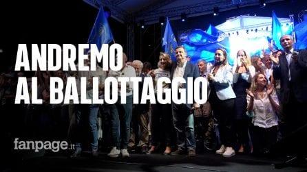 """Calenda chiude la campagna elettorale a piazza del Popolo: """"Al ballottaggio? Io e Gualtieri"""""""