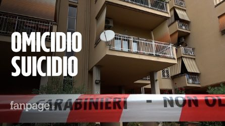 Velletri, uccide la moglie e si butta dalla finestra. I vicini: 'Lei non rispondeva al citofono e abbiamo capito'