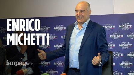 """Elezioni Roma, Michetti: """"Il nostro progetto ritenuto migliore, la mia campagna senza insulti"""""""