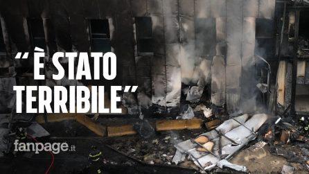 """Il racconto di uno dei testimoni dell'incidente aereo a San Donato: """"C'erano pezzi di corpi ovunque"""""""