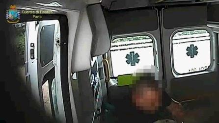 Appalti truccati e caporalato: la Gdf di Pavia sequestra una cooperativa che forniva ambulanze