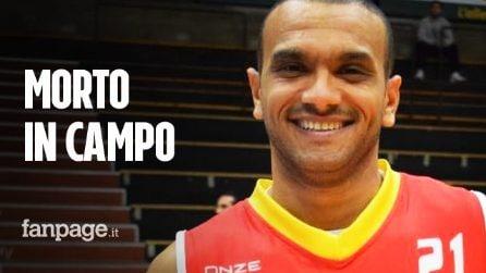 Tragedia nel basket a Reggio Calabria: Haitem Fathallah muore dopo un malore in campo