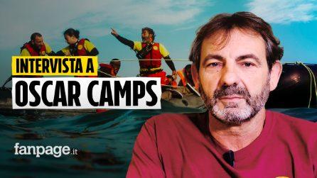 """Open Arms, Camps: """"Un giorno ci vergogneremo tutti, abbiamo lasciato morire 40mila persone in mare"""""""