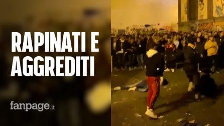 """Rapinati e aggrediti a Napoli per una sigaretta elettronica: """"Volevo fermarli e mi hanno pestato"""""""