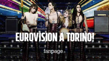 Eurovision 2022 a Torino, scelta la città italiana che ospiterà l'evento