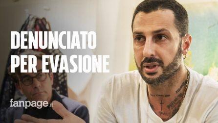 Fabrizio Corona denunciato per evasione: riceve permesso per andare a Roma, ma lo beccano a Genova