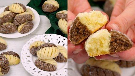 Spoon cookies: good to prepare in just a few steps!