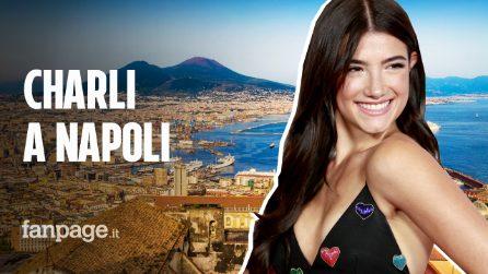 Charli D'Amelio a Napoli: pizza da Concettina e caffè al Gambrinus per la star di TikTok