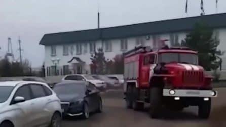 Sciagura aerea in Russia, bimotore precipita al suolo: almeno 16 morti