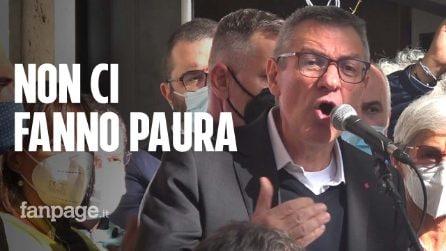 """Landini (Cgil): """"In piazza per dire 'Mai più fascisti', assalto sede è violenza contro lavoro"""""""