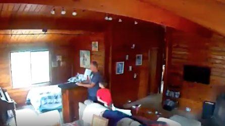 Forte terremoto al largo di Big Island: un uomo e un bambino sorpresi in casa