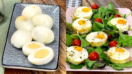 Uova sode cotte in forno: il metodo semplice e veloce!