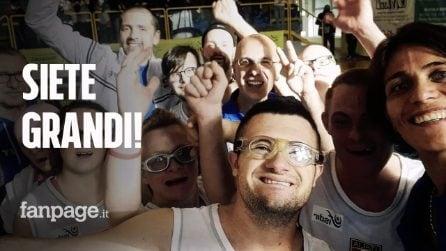 Orgoglio italiano, la Nazionale di basket con sindrome di Down trionfa ancora, vinti gli Europei