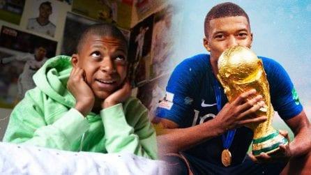 Kylian Mbappé, la storia di un fenomeno nato per vincere