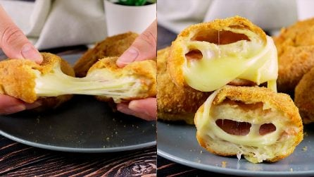 Chicken cordon bleu: tasty and ready in the air fryer!