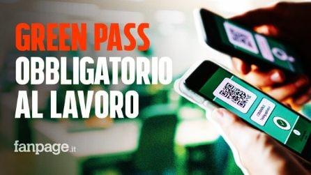 Green pass obbligatorio al lavoro: tutto quello che c'è da sapere sulla certificazione verde