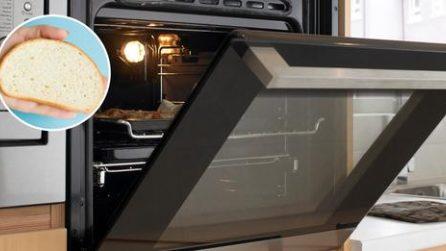 Come eliminare i cattivi odori dal forno