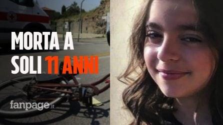 La piccola Emanuela muore a 11 anni: investita mentre andava in bicicletta