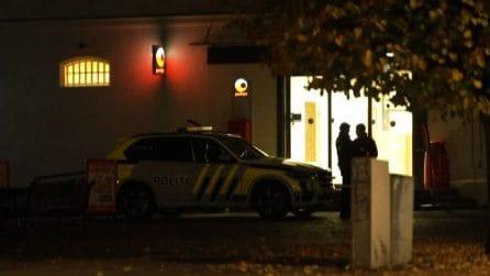Norvegia, armato di arco e frecce ha ucciso 5 persone