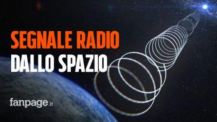 Segnale radio misterioso in arrivo dal centro della galassia e non sappiamo cos'è