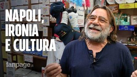 Napolimania, ironia e cultura partenopea: la storia della bottega raccontata dal suo ideatore