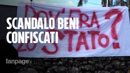 """Bene confiscato devastato ad Acireale: """"Gestione scandalosa, lo Stato dov'è?"""""""