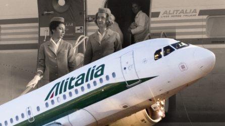 Da eccellenza italiana al tracollo: l'ultimo volo di Alitalia