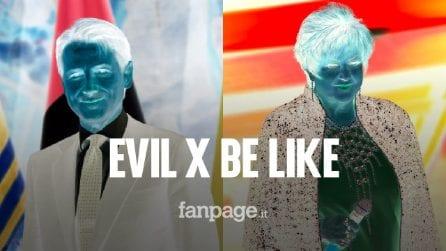 """Come è nato """"Evil X be like"""", il meme con i personaggi famosi in versione malvagia"""