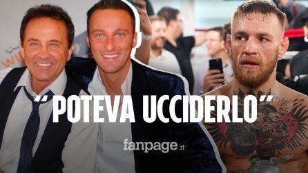 """Roby Facchinetti contro Conor McGregor: """"Fermatelo, poteva uccidere mio figlio"""""""