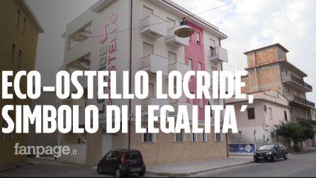 """Locri, nasce un eco-ostello nel bene confiscato alla 'Ndrangheta: """"Un modello di rinascita"""""""