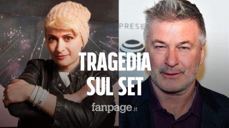 Alec Baldwin spara e uccide la direttrice della fotografia sul set di un film: ferito il regista