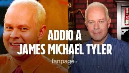 È morto James Michael Tyler, era Gunther nella serie Friends: lottava contro un cancro alla prostata