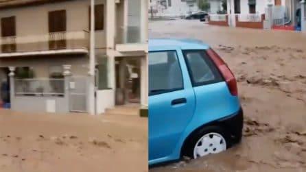 Maltempo, grave la situazione a Scordia dopo le abbondanti piogge