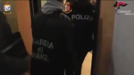 Oltre 100mila euro nascosti nella lavatrice: 15 arresti per estorsione